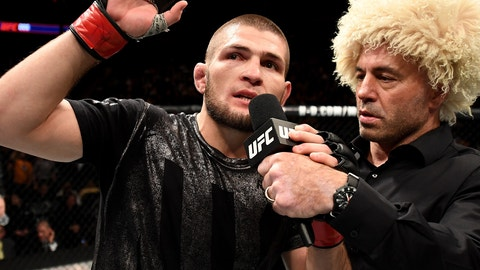The time Khabib compared Ireland to Russia