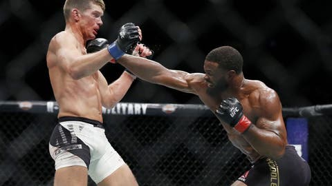Tyron Woodley vs. Stephen 'Wonderboy' Thompson 2 -- UFC 209 main card, Live on PPV (10PM/7PM ETPT)