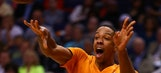 Suns taken down by Wizards