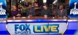 FOX Sports Live: Super Bowl preparation
