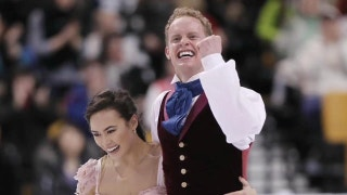 Madison Chock and Evan Bates headed to Sochi