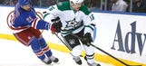 Stars edged out by Rangers