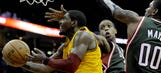 Irving pushes Cavs past Jazz