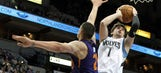 Wolves edged out by Suns