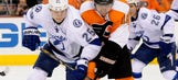 Lightning dominate Flyers