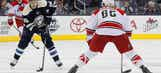 Hurricanes blanked by Blue Jackets