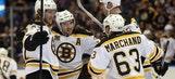 Bruins pull away from Islanders
