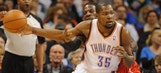 Durant stays hot, Thunder down Hawks