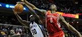 Randolph, Grizzlies beat Rockets