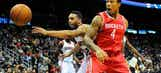 Millsap leads Hawks over Rockets