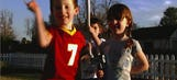 Kids reenact Richard Sherman's postgame interview with Erin Andrews