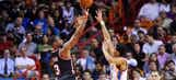 Lamb helps Thunder score victory over Heat