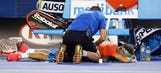 Nadal on back problems, loss to Wawrinka