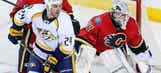 Nystrom nets 4 goals, but Preds lose in SO