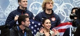 Sochi Now: U.S tied for 5th in Team Figure Skating