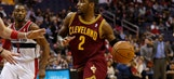 Irving, Cavs stop Wizards