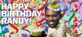 Happy Birthday Randy!