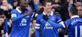 Traore nets debut goal against Swansea