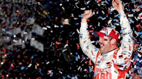 23 February, 2014, Daytona Beach, Florida USADale Earnhardt Jr, driver of the #88 National Guard Chevrolet©2014, Matthew T. ThackerLAT Photo USA