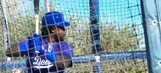 Dodgers thinking health first