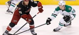 Coyotes fall to Stars
