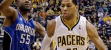Pacers' defense shines in win over Magic
