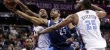 Mavs crumble against Bobcats