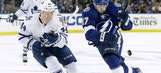 Lightning fall to Maple Leafs
