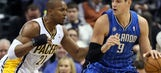 Magic fall short against Pacers