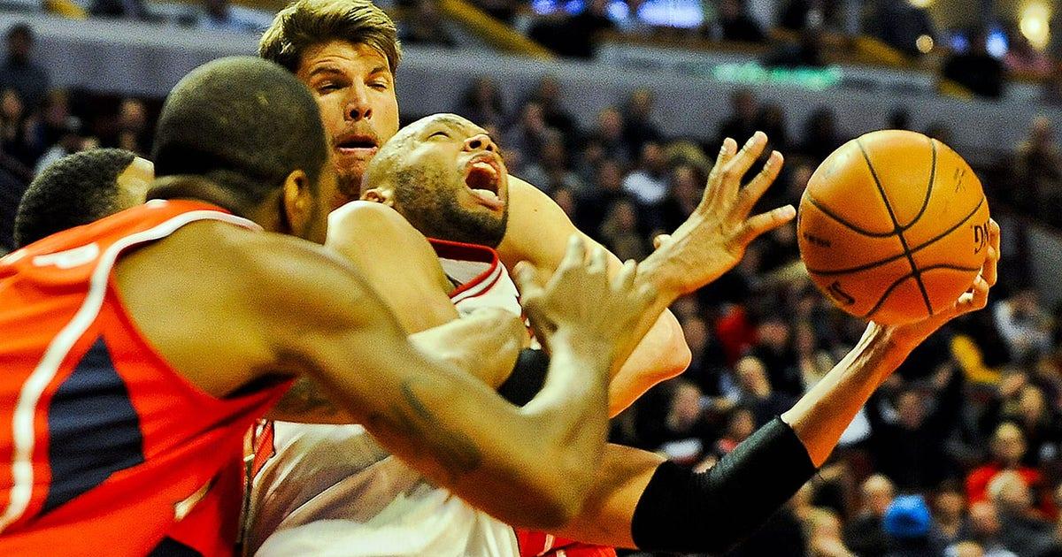 f880116c Hawks can't manage Bulls | FOX Sports