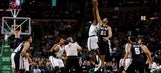 Duncan lifts Spurs over Celtics