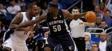Grizzles edge out Magic