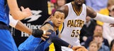 Mavs upend the Pacers