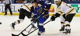 Oshie puts Blues on top with OT goal
