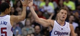 Griffin, Clips breeze past Jazz