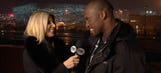 Vernon Davis: Curling requires more strategy than football