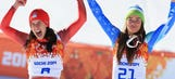 Inside Edge: First-ever double gold in women's downhill