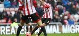 Brilliant Gardner goal has Sunderland on top