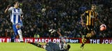Brighton & Hove Albion v Hull City Tigers FA Cup Highlights 02/17/14