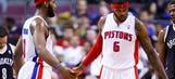 Pistons cruise past Nets