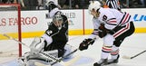 Kings conquered by Blackhawks
