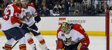 Panthers can't keep pace with Blue Jackets