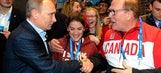 Sochi Now: Putin visits USA, Canada at Olympic Park