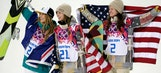 Sochi Now: USA takes two medals in Women's Snowboard Halfpipe