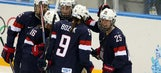 Sochi Now: US women's hockey defeats Finland 3-1