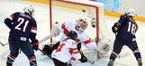 Sochi Now: US women's hockey team sets winter games record
