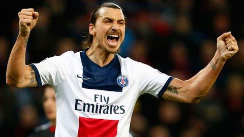 Zlatan Ibrahimovic - 123 appearances