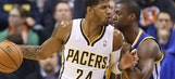 Pacers fall just short vs. Golden State