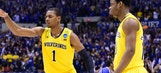 Michigan ousted by Kentucky