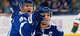 Stamkos: Return to ice bittersweet without St. Louis